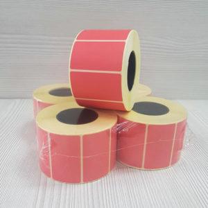 Етикетка 52х30 полуглянець - www.ribbon.org.ua