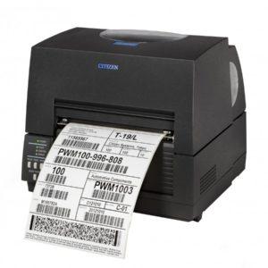Принтер етикеток Citizen CL S6621 www.ribbon.org.ua