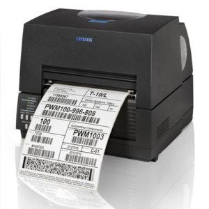 Принтери етикеток (штрих-кодів)